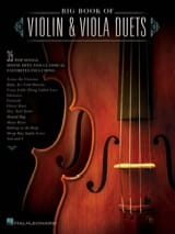 Big book of violin & viola duets - Partition - laflutedepan.com