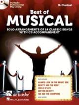 Best of musical - de Haske instrumental play-along laflutedepan.com