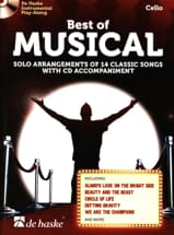 Best of musical - de Haske instrumental play-along - laflutedepan.com