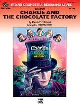 Danny Elfman - Charlie et la chocolaterie, suite from - Partition - di-arezzo.fr
