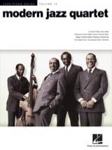 Jazz piano solos volume 18 - Modern Jazz Quartet laflutedepan.com