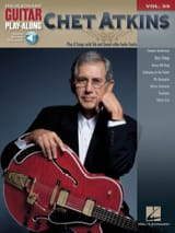 Chet Atkins - Guitar Play-along volume 59 - Chet Atkins - Partition - di-arezzo.fr
