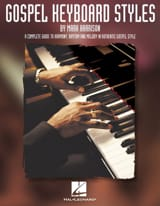 Mark Harrison - Gospel keyboard styles - Partition - di-arezzo.fr