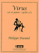 Philippe Durand - Virus - Sheet Music - di-arezzo.com