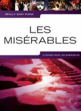 Claude-Michel Schönberg - Really easy piano - Les Misérables - Sheet Music - di-arezzo.com
