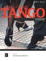 World music Tango Diego Collatti Partition laflutedepan.com