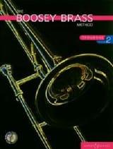 The Boosey brass method - Trombone Fa volume 2 laflutedepan.com