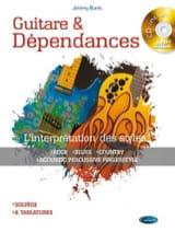Guitare & dépendances - Jérémy Barès - Partition - laflutedepan.com