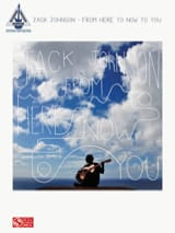 Jack Johnson - From here to now to you - Partition - di-arezzo.fr