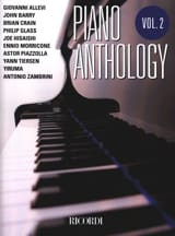Piano anthology volume 2 Partition laflutedepan.com