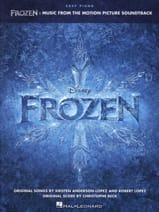 DISNEY - The Snow Queen - Easy Piano - Partitura - di-arezzo.es