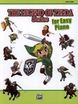 The legend of Zelda series for easy piano laflutedepan.com