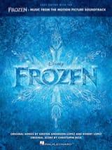 Disney Walt / Anderson-Lopez Kristen / Lopez Robert - La Reine des Neiges - FROZEN - Guitare facile - Partition - di-arezzo.fr