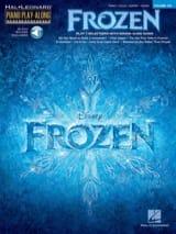Disney Walt / Anderson-Lopez Kristen / Lopez Robert - Piano Play-Along Volume 128 The Frozen - Partitura - di-arezzo.es