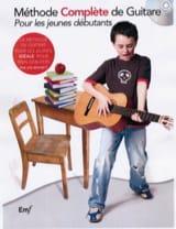 Méthode complète de guitare Joe Bennett Partition laflutedepan.com