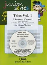 John Glenesk Mortimer - Trios volume 1 - Sheet Music - di-arezzo.com