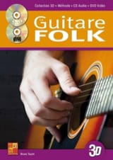 Bruno Tauzin - The Folk Guitar in 3D - Sheet Music - di-arezzo.com