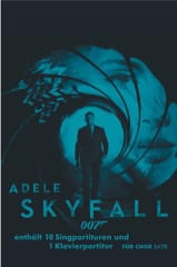 Skyfall - James Bond Adele Partition Chœur - laflutedepan