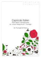 Capriccio Italien Piotr Igor Tchaikovski Partition laflutedepan.com
