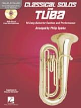 Classical Solos for Tuba Partition Tuba - laflutedepan.com