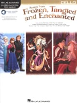 DISNEY - The Snow Queen Rapunzel and Enchanted - Sheet Music - di-arezzo.com