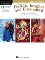 DISNEY - The Snow Queen Rapunzel and Enchanted - Sheet Music - di-arezzo.co.uk