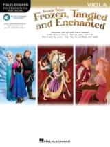 DISNEY - La Reina de las Nieves Rapunzel y Encantada - Partitura - di-arezzo.es