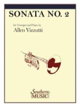 Sonata No. 2 Allen Vizzutti Partition Trompette - laflutedepan.com