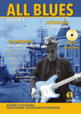Jean-Jacques Rébillard - All Blues TAB Method - Sheet Music - di-arezzo.com
