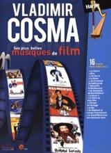 Ses Plus Belles Musiques de Film Vladimir Cosma laflutedepan.com