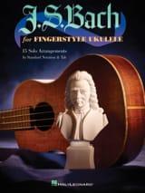 J.S. Bach For Fingerstyle Ukulélé BACH Partition laflutedepan.com