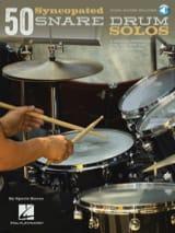 Sperie Karas - 50 Syncopated Snare Drum Solos - Partition - di-arezzo.fr