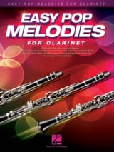 Easy Pop Melodies for Clarinet Partition laflutedepan.com