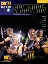 Scorpions - Guitar Play-Along Volume 174 - Scorpions - Partition - di-arezzo.fr