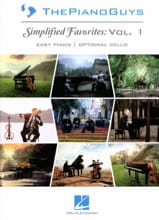 ThePianoGuys - Simplified Favorites Volume 1 - Sheet Music - di-arezzo.com