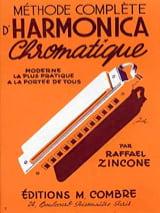Méthode complète d'harmonica chromatique laflutedepan.com