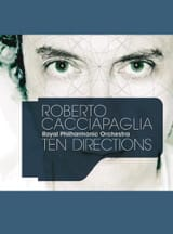 Ten Direction - Roberto Cacciapaglia - Partition - laflutedepan.com