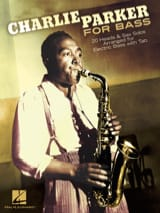 Charlie Parker - Charlie Parker for Bass - Partition - di-arezzo.fr