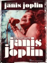 Janis Joplin - A Night with Janis Joplin - Partition - di-arezzo.fr