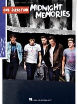 One Direction - Midnight Memories - Partition - di-arezzo.fr