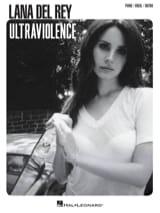 Del Rey Lana - Ultraviolence - Sheet Music - di-arezzo.com
