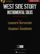 Leonard Bernstein - West side story - Instrumental solos - Sheet Music - di-arezzo.co.uk