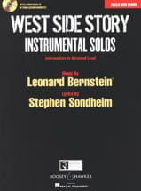 Leonard Bernstein - West side story - Instrumental solos - Sheet Music - di-arezzo.com