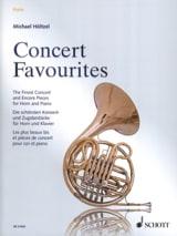 - Concert Favourites - Partition - di-arezzo.fr