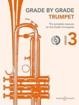 Grade by Grade 3 Partition Trompette - laflutedepan.com