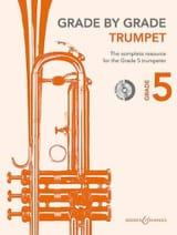 Grade by Grade 5 - Partition - Trompette - laflutedepan.com