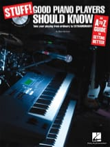 Mark Harrison - Stuff! Good Piano Players Should Know - Partition - di-arezzo.fr