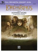 Howard Shore - Lord of the Rings - Fellowship of the Rings - Symphonic Suite - Partition - di-arezzo.fr