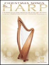 Christmas Songs for Harp Noël Partition Harpe - laflutedepan.com
