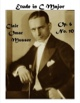 Etude in C Major N°10 opus 6 Clair Omar Musser laflutedepan.com